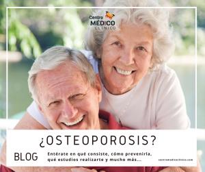 ¿cómo saber si tengo osteoporosis? en cuernavaca